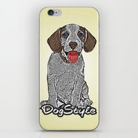 Dog Style iPhone & iPod Skin