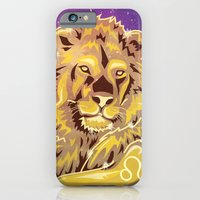 iPhone & iPod Case featuring Leo by WesSide