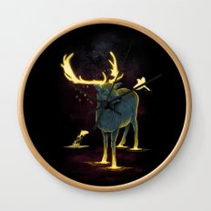 Eternal Spirits Wall Clock