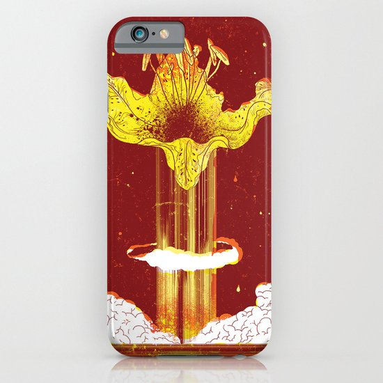 The Lily Bomb iPhone & iPod Case