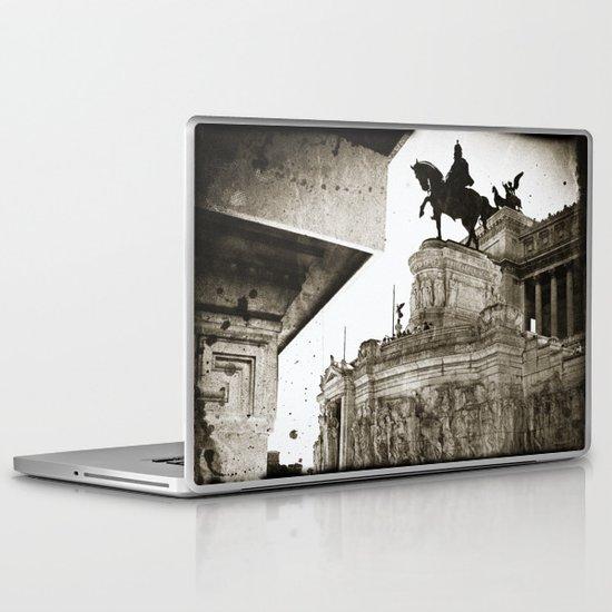 italy - rome - duotone_02 Laptop & iPad Skin