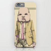 iPhone & iPod Case featuring Yellow Jacket by Matthew Wade