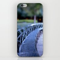 Twilight in New Orleans iPhone & iPod Skin