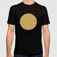 Gold Medals (other colors too) Mens Fitted Tee Black SMALL
