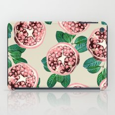 Pomegranate V2 #society6 #decor #buyart iPad Case