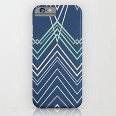 Navy Chevy Slim Case iPhone 6s