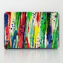 Disjointed Stripes iPad Case