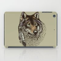 Wolfen iPad Case