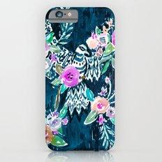 BIRD OF HEY - INDIGO Slim Case iPhone 6s
