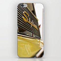 Ford as art iPhone & iPod Skin