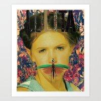 Hey, Lolita, Hey! Art Print
