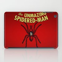 The Unmazing Spidered-Man iPad Case