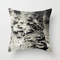 Study In Nature Throw Pillow