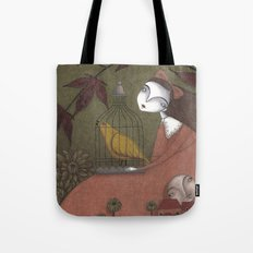 Where I live Tote Bag