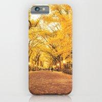 New York City Autumn iPhone 6 Slim Case