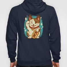 Lucky Cat Hoody