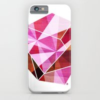 iPhone & iPod Case featuring Amethyst  by The Pairabirds