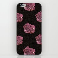 Amethyst Pattern iPhone & iPod Skin