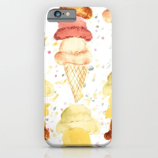 Ice Cream! iPhone & iPod Case