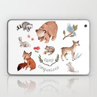 Camp Companions Laptop & iPad Skin