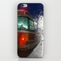 Rain Rider iPhone & iPod Skin