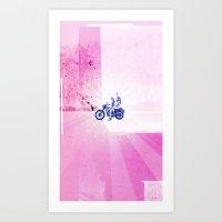 FEMOTO Art Print