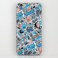 Gross Pattern iPhone & iPod Skin