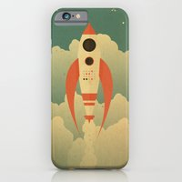 iPhone Cases featuring The Destination by The Art of Danny Haas