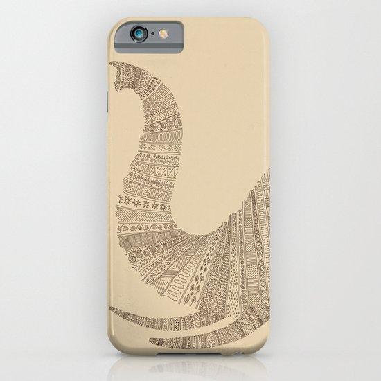 Elephant (On Paper) iPhone & iPod Case