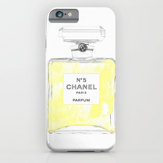 Chanel  iPhone & iPod Case