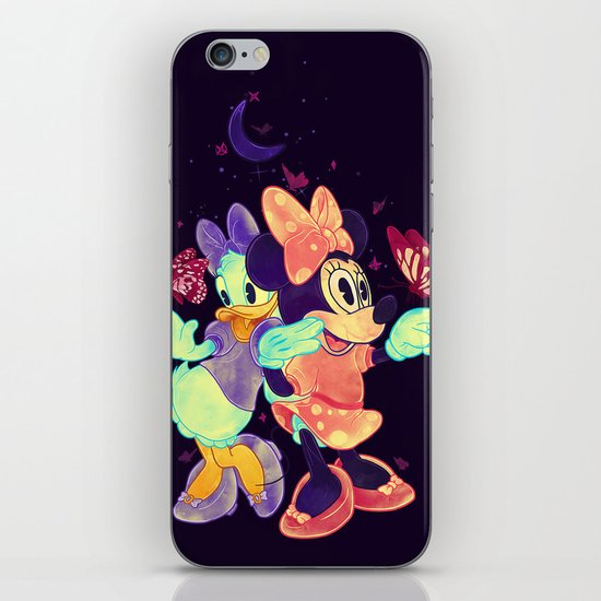 Viewtiful Expressions iPhone & iPod Skin