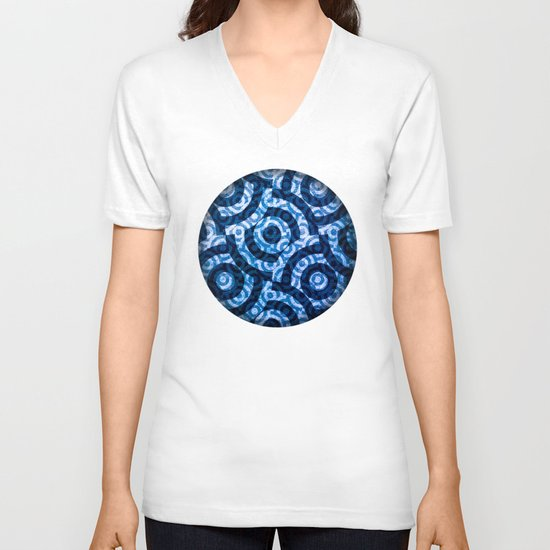 aim V-neck T-shirt