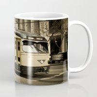 San Francisco Street Car Mug