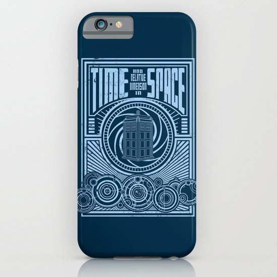 Time and Space iPhone & iPod Case