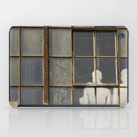 Mannequins In The Window iPad Case
