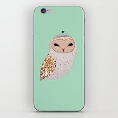 Barn Owl  iPhone & iPod Skin