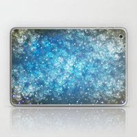 Shimmering Stars Laptop & iPad Skin