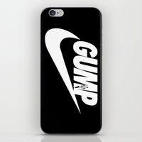 Gump- JustDoIt iPhone & iPod Skin