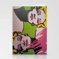 Andy Flare  Stationery Cards