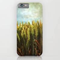 iPhone & iPod Case featuring Corn by ALLY COXON
