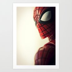 You can't arrest me. I'm the good guy!  Art Print
