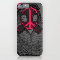 iPhone & iPod Case featuring War and Peace (GREY) by ELECTRICMETHOD.NET