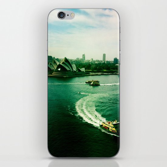Sydney Harbour Opera House iPhone & iPod Skin