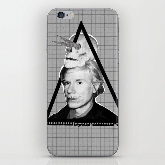 Andy Warholian iPhone & iPod Skin