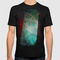 String Theory 01 Mens Fitted Tee Tri-Black SMALL