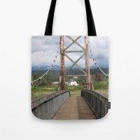 Tolt McDonald Bridge Tote Bag