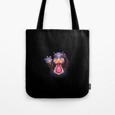 Animal Portraits - Hippopotamus Tote Bag