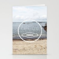 Cape Cod Paradise  Stationery Cards