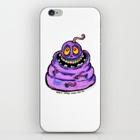 Wormy iPhone & iPod Skin