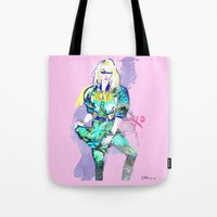 Hedda In Motion XO Tote Bag